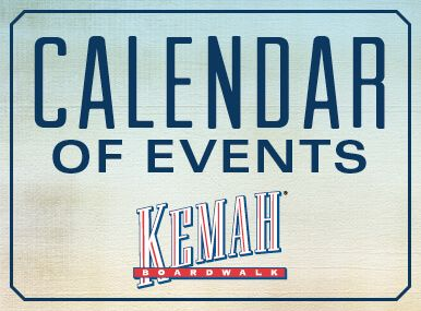 Events at Kemah Boardwalk Inn