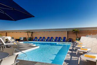 The Villas Bedroom Pool